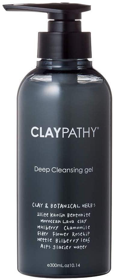 CLAYPATHY(クレパシー) ディープクレンジングジェル