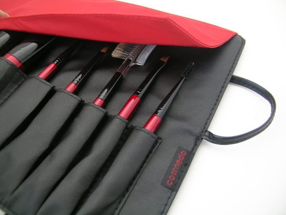 匠の化粧筆コスメ堂 熊野筆 トゥルーセレクション 8本セットの商品画像3