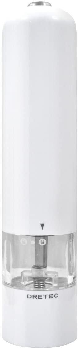 dretec(ドリテック)電動ペッパーミルの商品画像