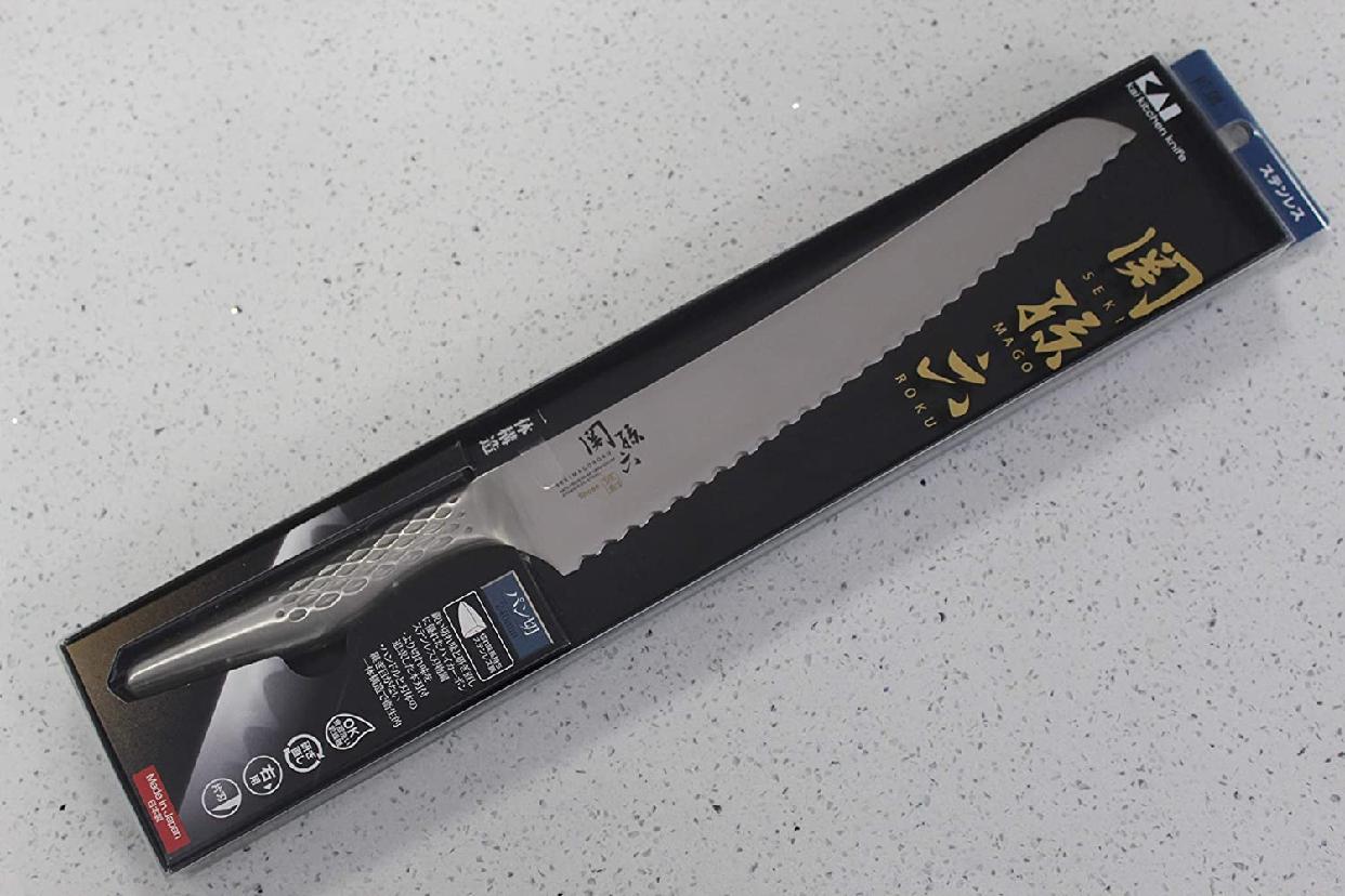 貝印(KAI) 匠創 パン切り包丁 240mm AB5164の商品画像9