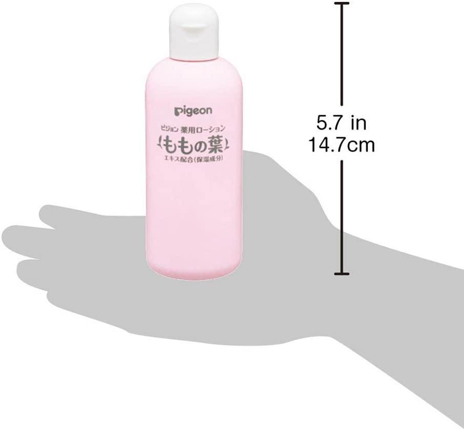 ピジョン薬用ローション(ももの葉)の商品画像6