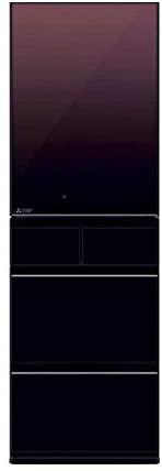 三菱電機(MITSUBISHI ELECTRIC) 冷蔵庫 MR-MB45E-ZTの商品画像