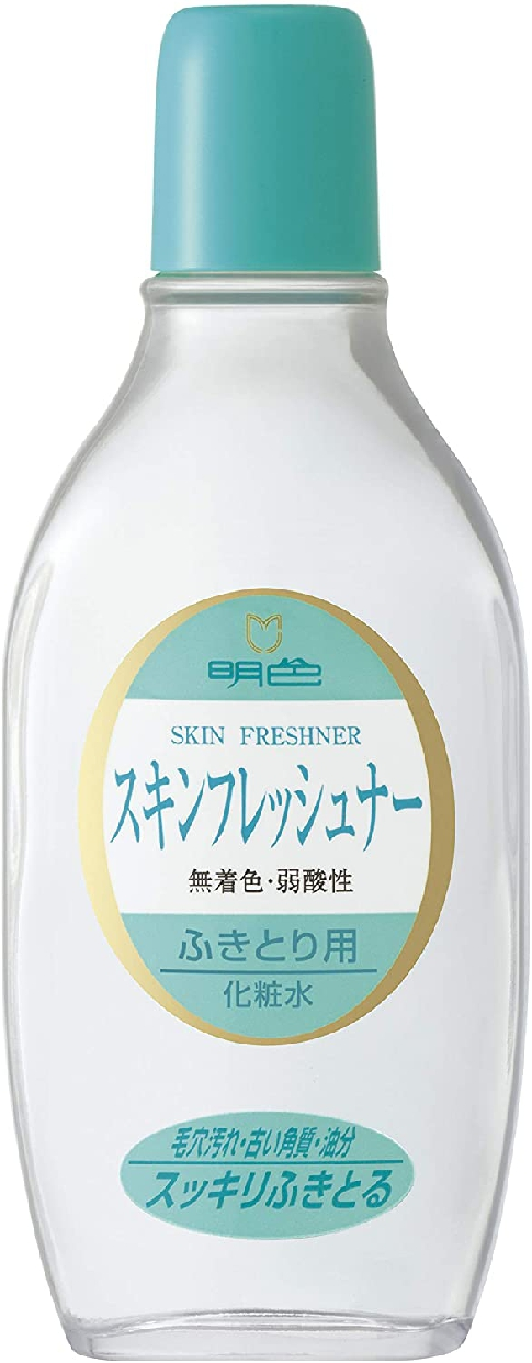 明色化粧品(めいしょくけしょうひん)明色 スキンフレッシュナーの商品画像2
