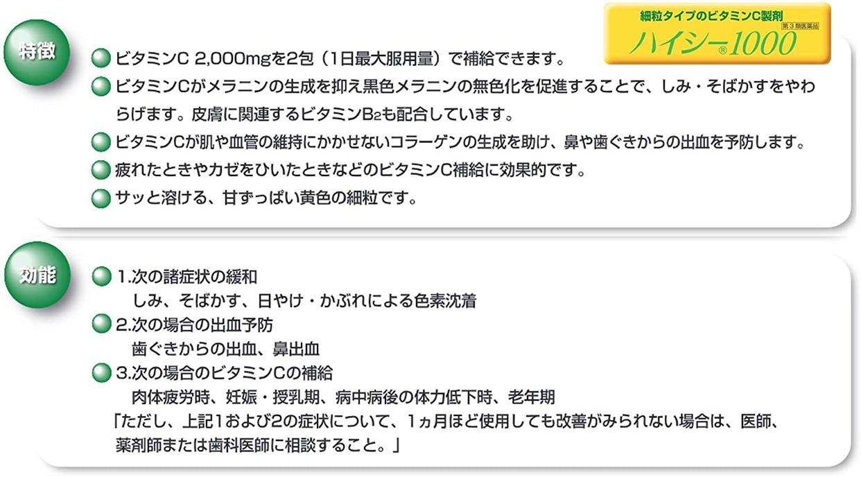 武田(Takeda) ハイシー1000の商品画像2
