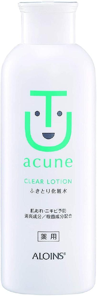 acune(アキュネ)薬用ふきとり化粧水の商品画像2