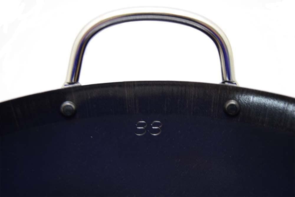 鉄人シリーズ(テツジンシリーズ) 「中華鍋」 33cmの商品画像3