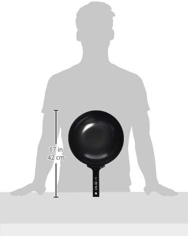 陳 建一(チン ケンイチ) 共柄北京鍋 黒 26cm CK-424の商品画像5