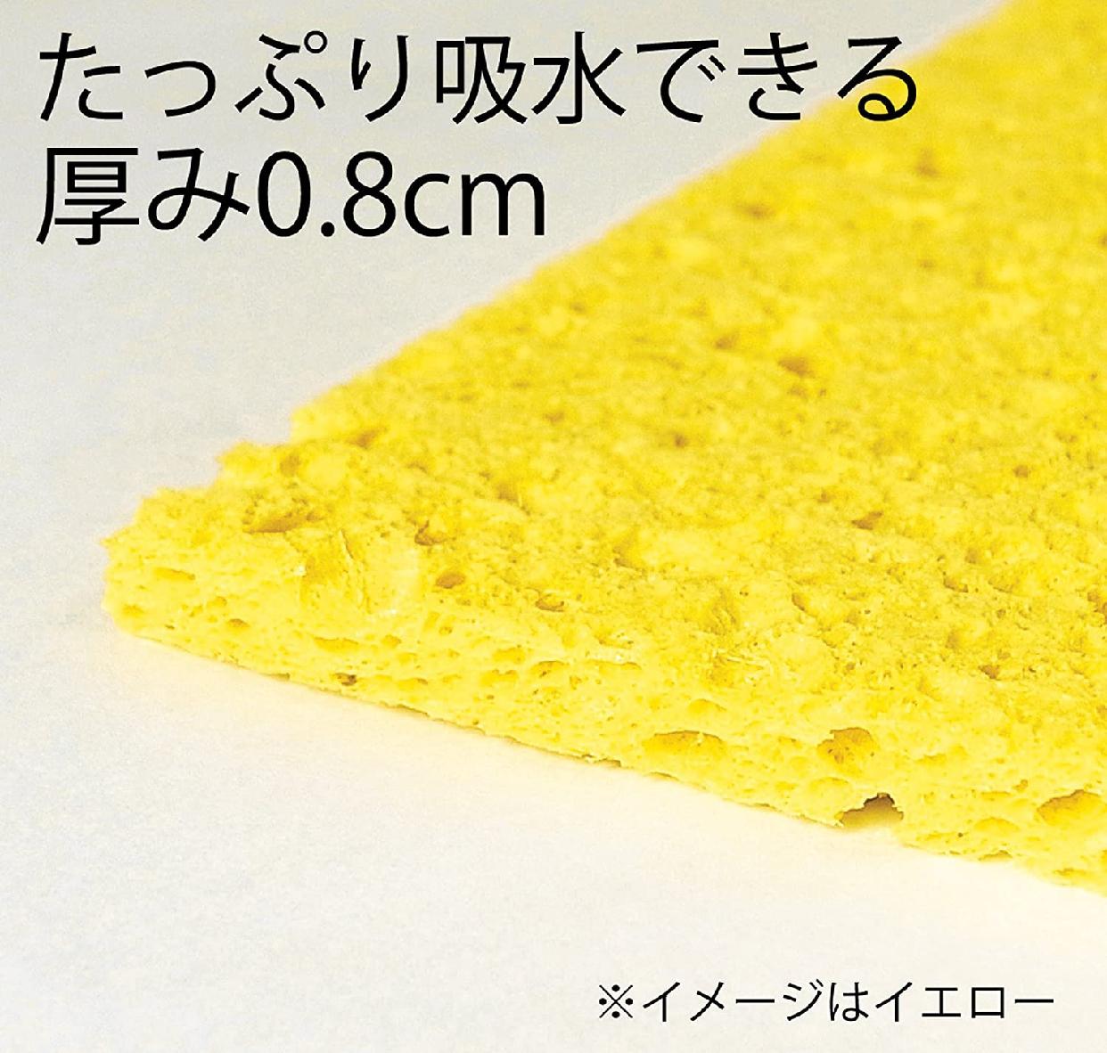 日本インソール工業 セルロース スポンジ 水切りマット 大判の商品画像3