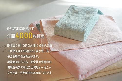 Ikeuchi Organic(イケウチオーガニック) オーガニック120 バスタオルの商品画像3