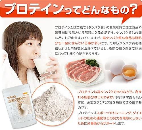 NICHIGA(ニチガ) 大豆プロテイン(アメリカ産)の商品画像4