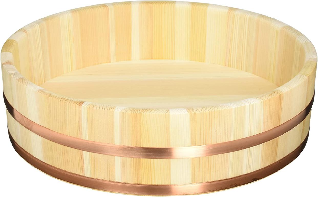 星野工業 飯台 寿司桶 33cmの商品画像
