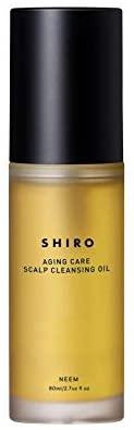 SHIRO(シロ) ニーム頭皮クレンジングオイル