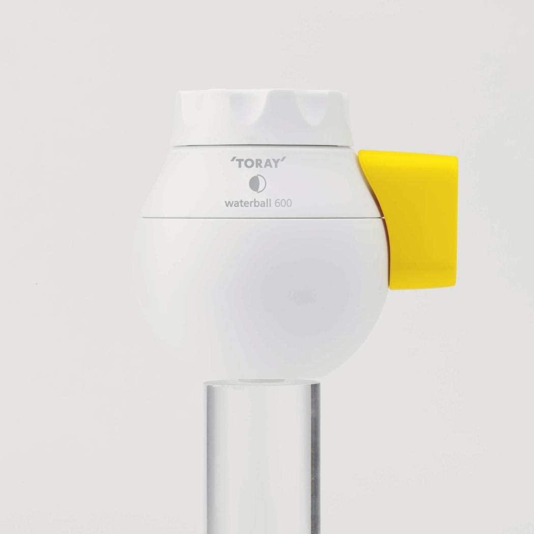 東レ(とうれ)蛇口直結型小型浄水器 ウォーターボール WB600Bの商品画像2