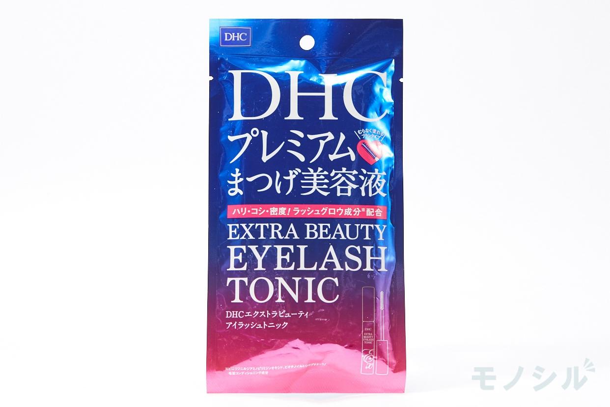 DHC(ディーエイチシー)DHCエクストラビューティ アイラッシュトニックの商品パッケージの画像