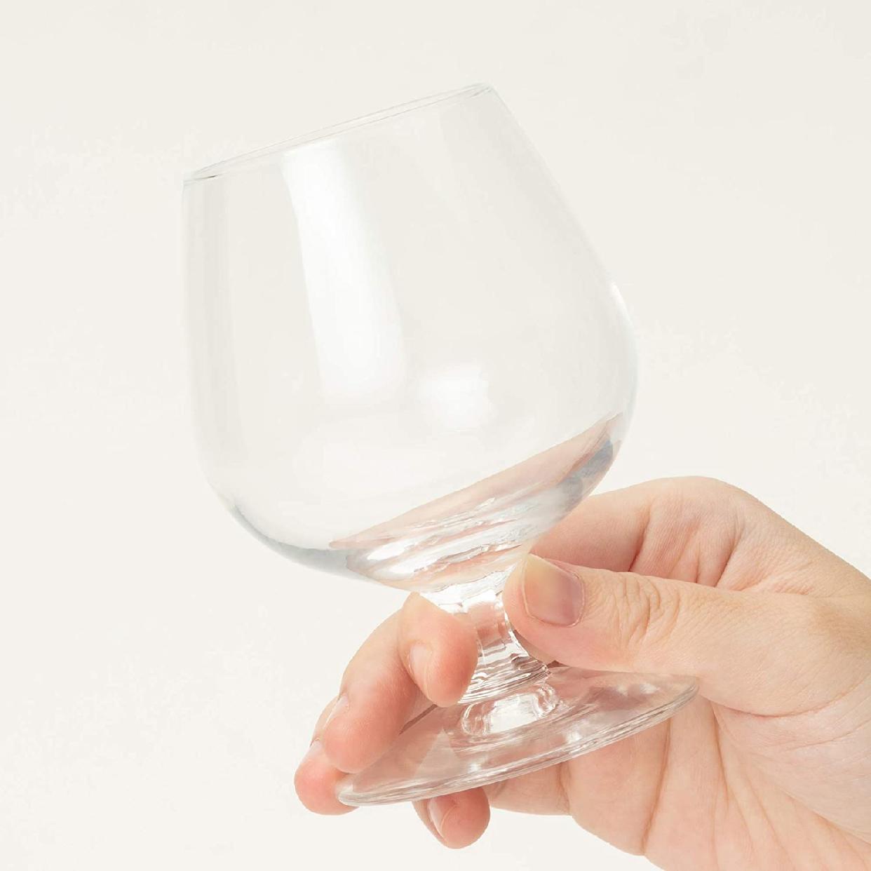 東洋佐々木ガラス(トウヨウササキガラス)ニューシュプール ブランデーグラス 225mlの商品画像5