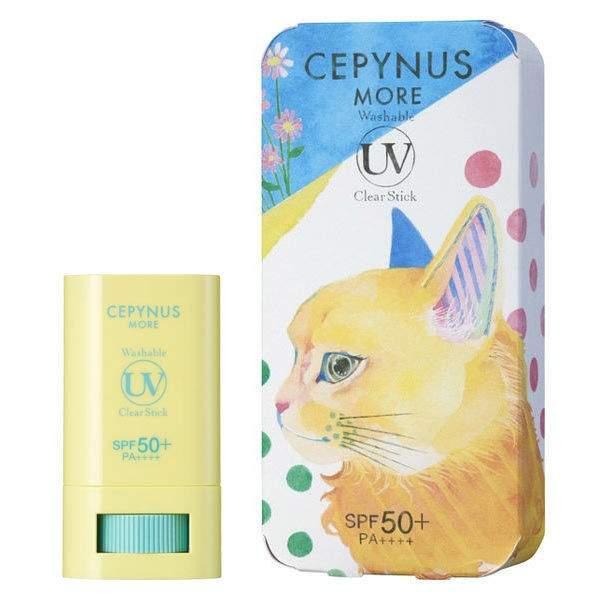 CEPYNUS MORE(セピナス モア) ウォッシャブル UV クリアスティック