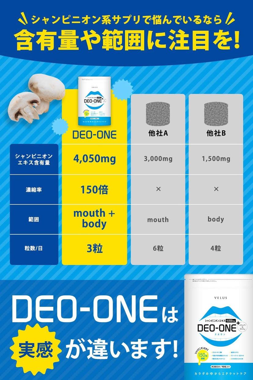VELUS(ベルス) DEO-ONEの商品画像6