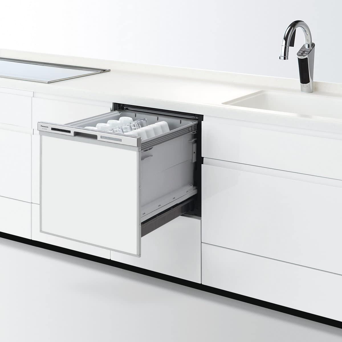 Panasonic(パナソニック) ビルトイン食器洗い乾燥機 NP-45MS8Sの商品画像