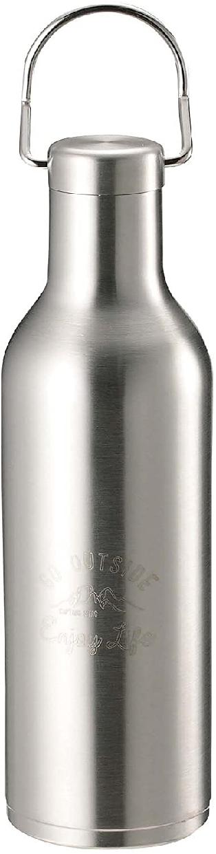 モンテ ハンガーボトル480(シルバー) UE-3420の商品画像