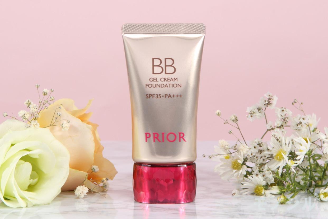 PRIOR(プリオール)美つやBBジェルクリームの商品画像