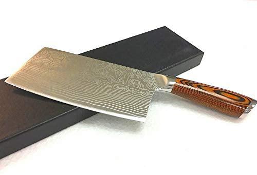 TIGER CUT(タイガーカット) KN81 中華包丁 30cmの商品画像4