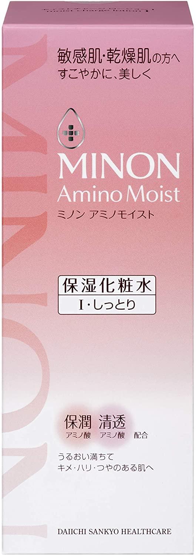 MINON Amino Moist(ミノン アミノ モイスト)モイストチャージ ローション I しっとりタイプの商品画像