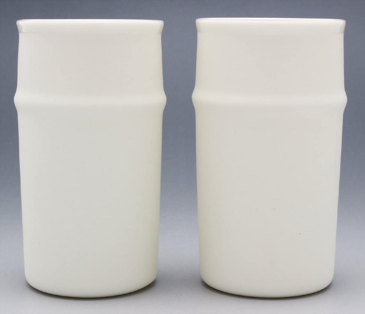玉有(Gyokuyu) ペア ビール杯 (化粧箱入) 11635の商品画像2