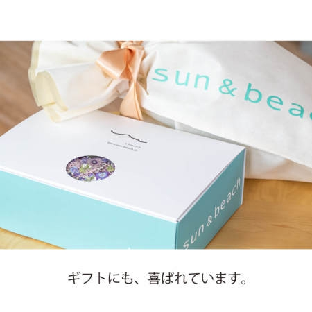 sun&beach(サンアンドビーチ) Organic Mesh One(OM-1)の商品画像11