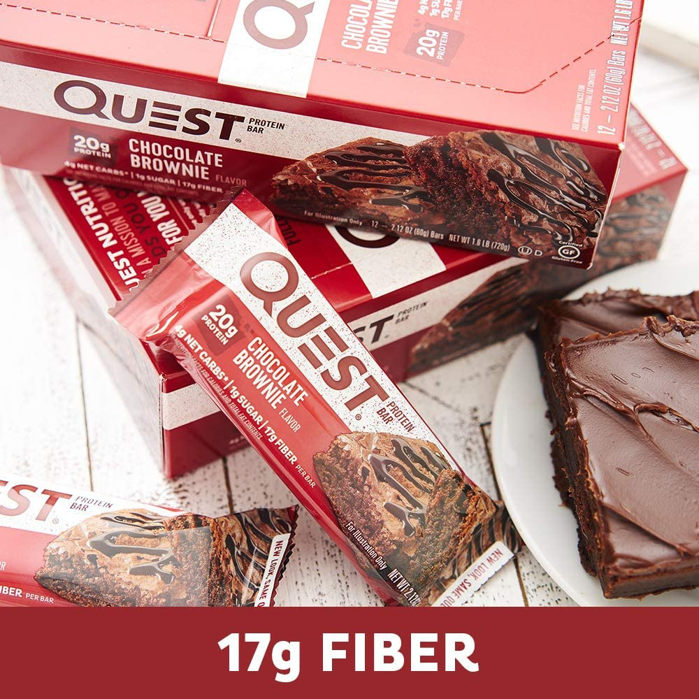 Quest Nutrition(クエストニュートリション) プロテインバーの商品画像7