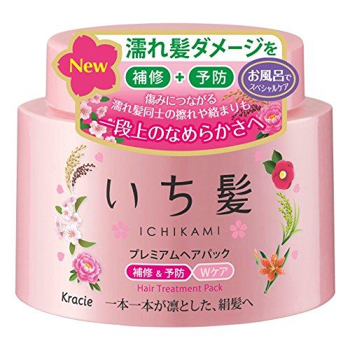 いち髪(ICHIKAMI) プレミアムヘアパックの商品画像