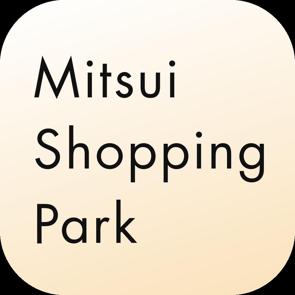 三井不動産商業マネジメント 三井ショッピングパークアプリ