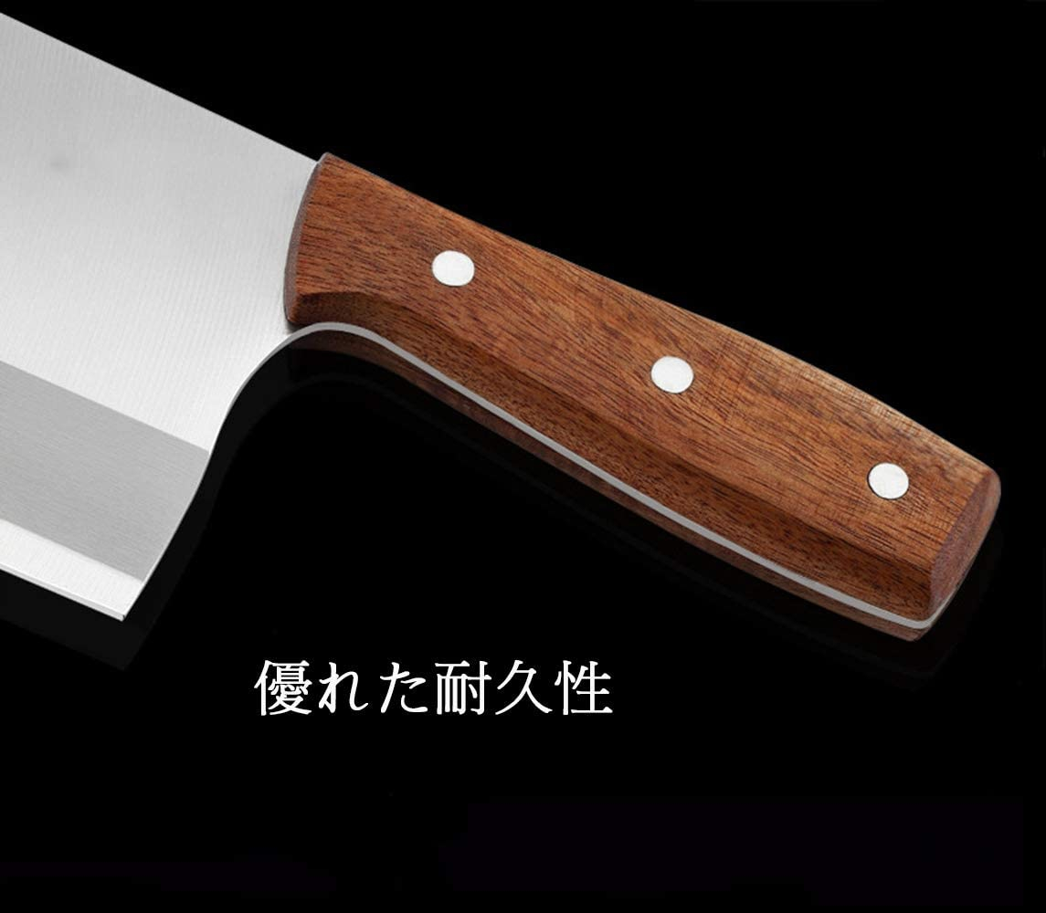 BYWHITE(バイホワイト) 中華包丁の商品画像3
