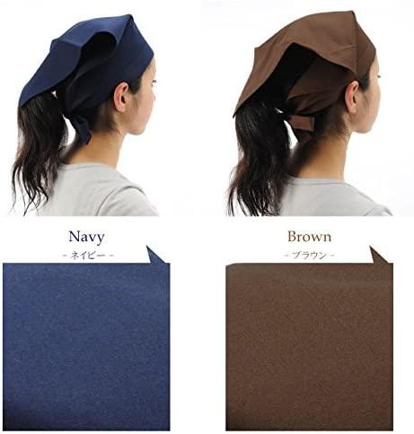 エプロンストーリー(Apron Story) 三角巾 (無地) SA0020の商品画像4
