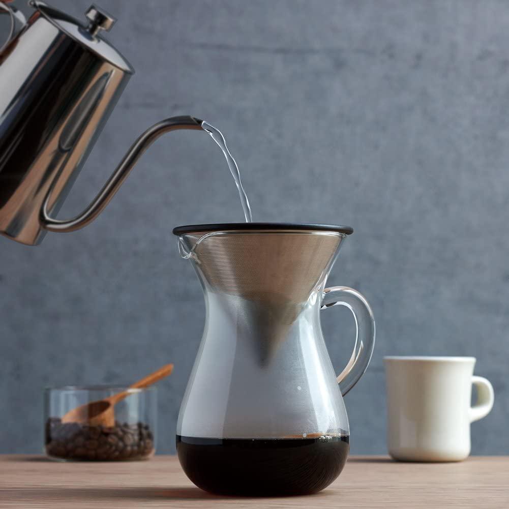 KINTO(キントー) SCS コーヒーカラフェセット 2cups 27620の商品画像3
