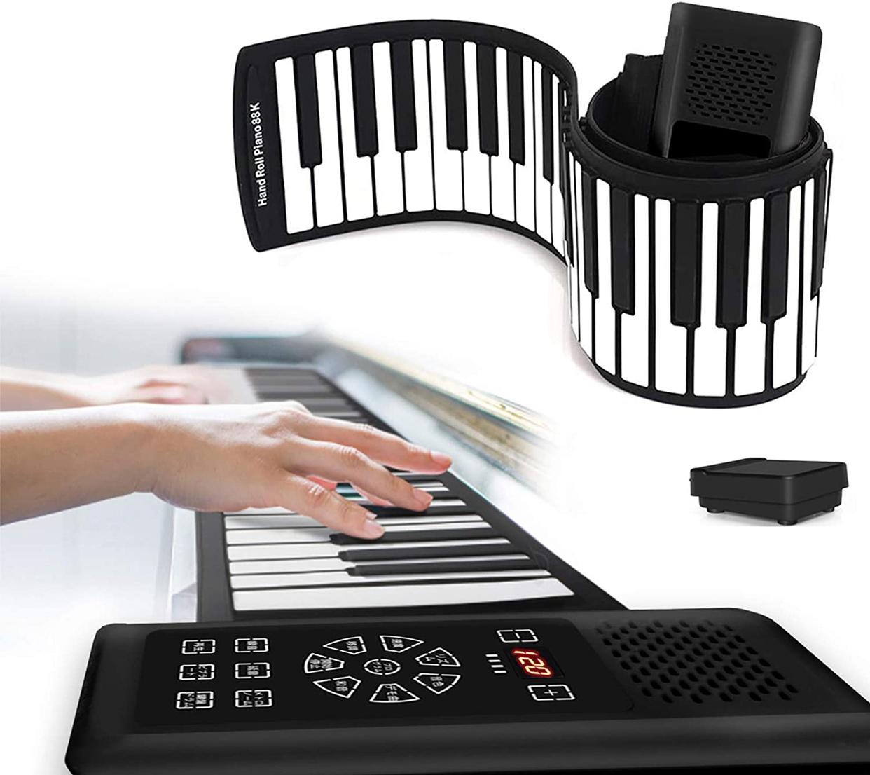 MOMOOLA(モモラ) ロールアップピアノの商品画像