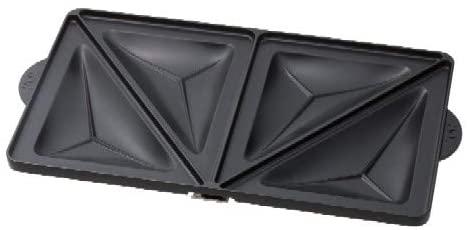 TESCOM(テスコム) マルチホットサンドメーカー/HSM530 レッドの商品画像4