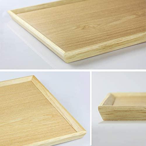 祭りのええもん(まつりのええもん)木製 羽反長角膳 45cmの商品画像3
