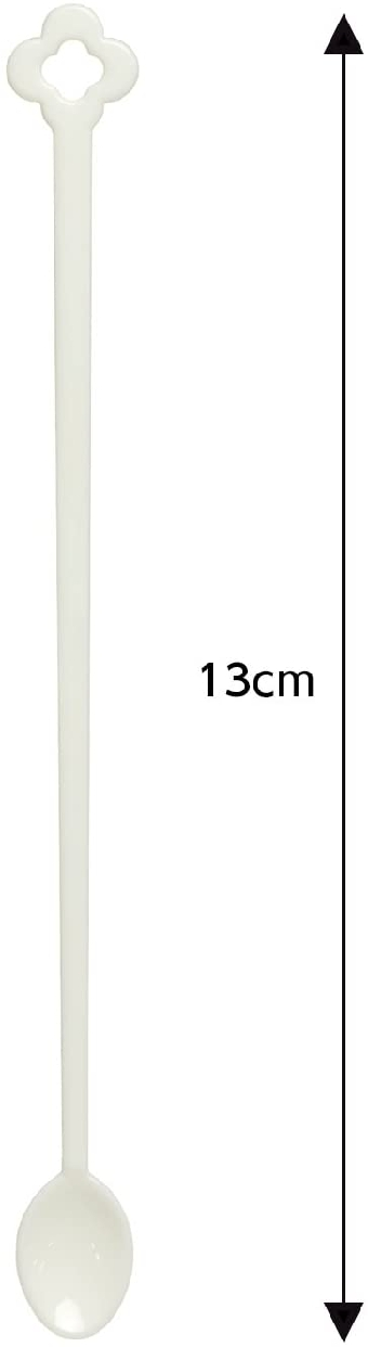 STRIX DESIGN(ストリックスデザイン)プラスチックマドラー 13cm ホワイト 13cm DR-304の商品画像3