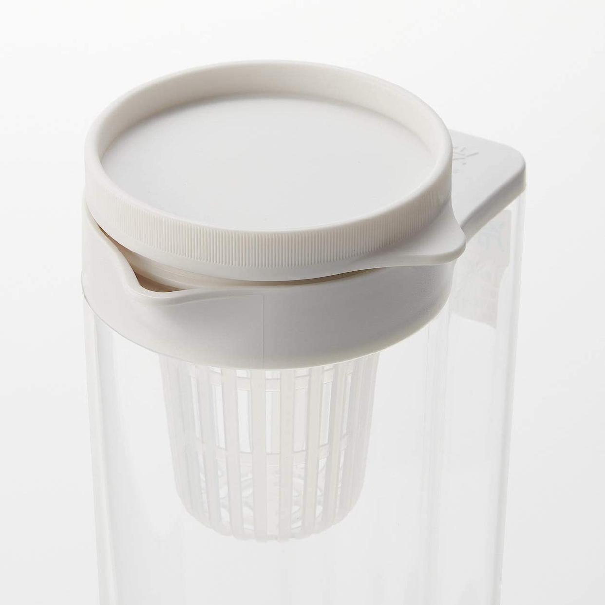 無印良品(MUJI) アクリル冷水筒 冷水専用約2L 44220931の商品画像4