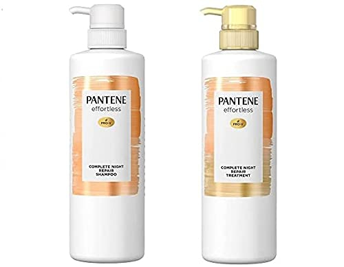PANTENE(パンテーン) エフォートレス コンプリートナイト リペアー シャンプー/トリートメント