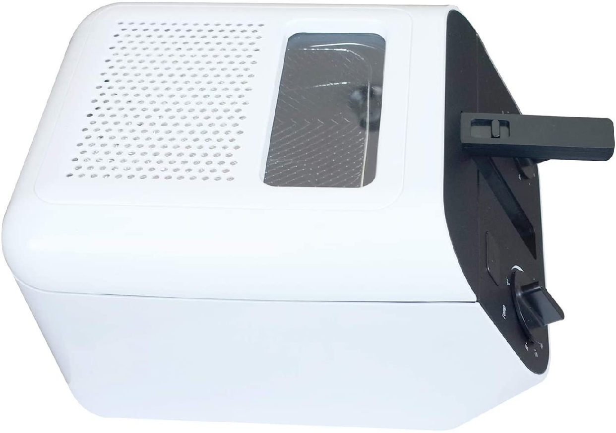 ROOMMATE(ルームメイト) ディープフライヤー EB-RM6400A ホワイトの商品画像9