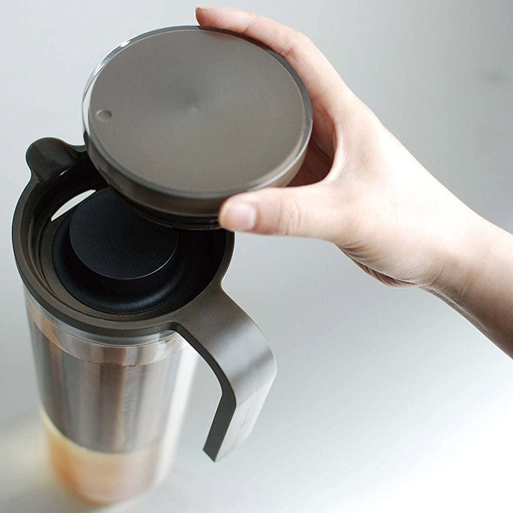 KINTO(キントー) PLUG アイスコーヒージャグ 1.2L 22484 ブラウンの商品画像8