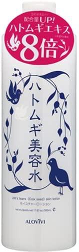 ALOVIVI(アロヴィヴィ) ハトムギ美容水 モイスチャーローションの商品画像