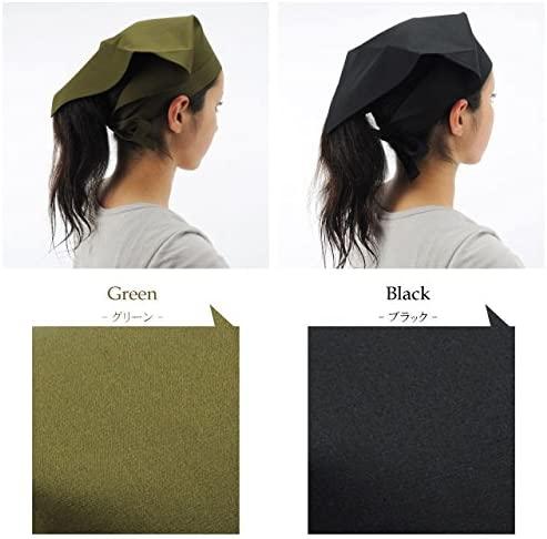 エプロンストーリー(Apron Story) 三角巾 (無地) SA0020の商品画像5