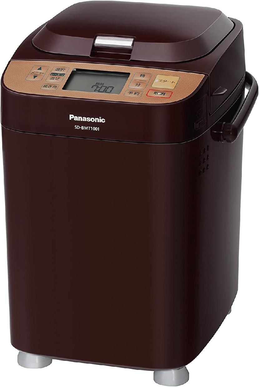 Panasonic(パナソニック)1斤タイプ ホームベーカリー SD-BMT1001の商品画像