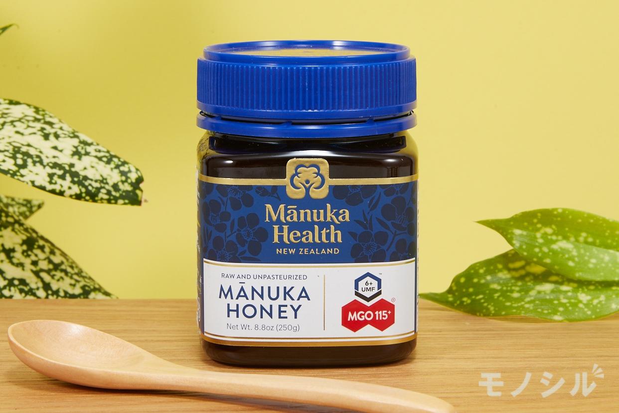 Manuka Health(マヌカヘルス) MGO 115+ Manuka Honey
