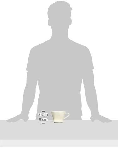 Melitta(メリタ) 陶器フィルター SF-WF 1×2(オフホワイト)の商品画像3
