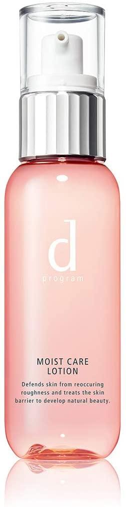 d program(d プログラム)モイストケア ローション W 薬用化粧水
