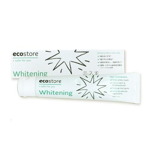 ecostore(エコストア) トゥースペースト  ホワイトニングの商品画像