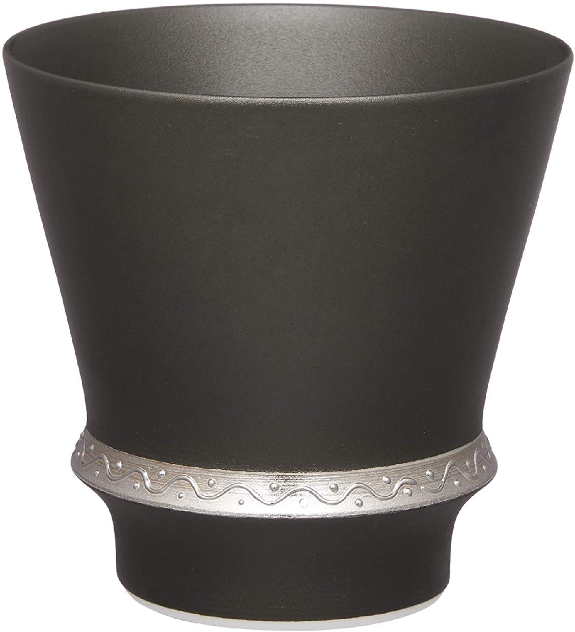 まるぶん至高の焼酎グラス「いぶし銀」280ml T_98849の商品画像